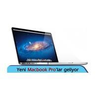 Yeni Macbook Pro'lar Geliyor