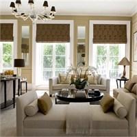 Oturma Odaları Veya Salon Dekorasyonu