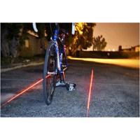 Bisiklet Güvenlik İşığı
