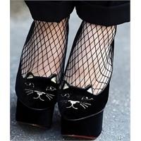 Kedili Ayakkabılar
