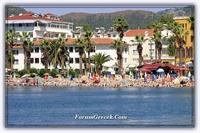Akdeniz Ve Ege nin Buluştuğu Noktadaki Liman Kenti