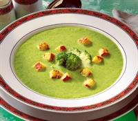 Brokoli Çorbası [diyet Yemekler]