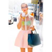 2012 New York Moda Haftası Sokak Modası Sizlerle