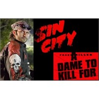 """Sin City:a Dame To Kill For"" Bu Yaz Motor Diyecek"