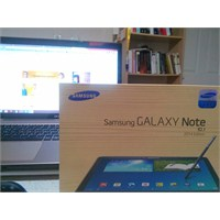 Samsung Galaxy Note 10.1 2014 Edition İnceleme Ve