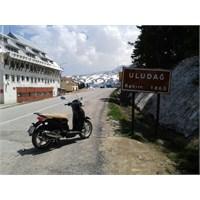Uludağ Soğukpınar Tek Başına Motosiklet Gezisi