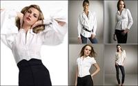 Tarzınız Hangisi?beyaz Gömlek Mi? Ekose Gömlek Mi?