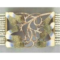 Kıvrımların Muhteşem Zarafeti; Art Nouveau