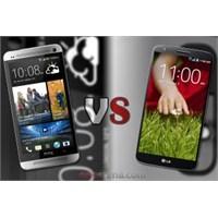 Hangi Telefon Daha İyi? Lg G2 Mi Htc One Mi?