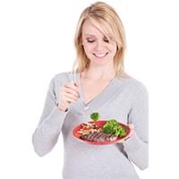 Kolestrole Karşı Eti Sebze İle Tüketin