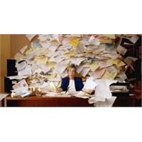 Bu Bürokrasi Zor Biter