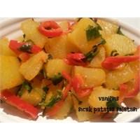 Sıcak Patates Salatam