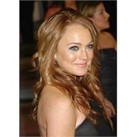 Lindsay Lohan Ve Saç Renkleri