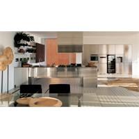 Çelik Mutfak Tezgahı Örnekleri