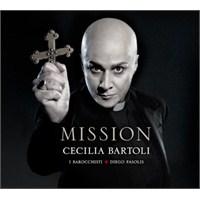 Cecilia Bartoli'nin Yeni Albümü : Mission