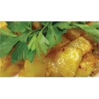 Sebzeli Patates Kavurması Tarifi