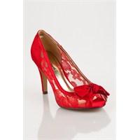 Polaris Mağazaları Renkli Topuklu Ayakkabıları