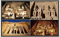 Abu Simbel Tapınakları | Mısır