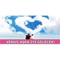 Venüs Aşka Çok İyi Gelecek!