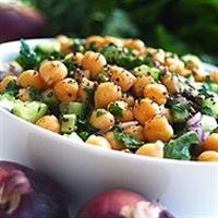 Nohut Salatası [diyet Yemekler]