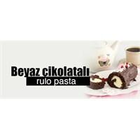 Beyaz Çikolatalı Pasta Tarifi!