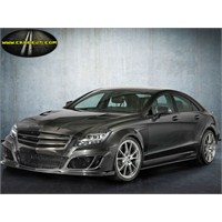 Mansory Mercedes Cls-63 Amg