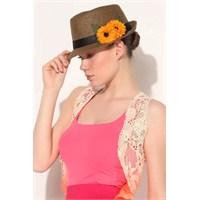 2013 Yaz Trendleri: Güpür Dantel + Turuncu + Sarı