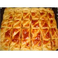 Pirasali Arnavut Böreği