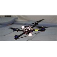 Quadcopterlerde Pervane Kaybında Uçuran Algoritma