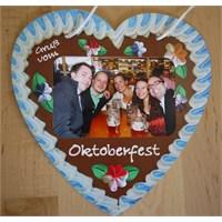 Münih'te Oktoberfest