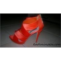 Zara Ayakkabılarım