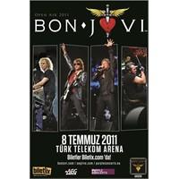 Bon Jovi İstanbula Geliyor