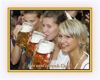 ßir Bira Ve Bir Kadın Arasındaki 40 Fark Neymiş?