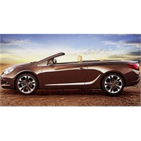 2013 Opel Cascada Convertible Gün İşığına Çıktı