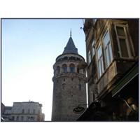 Galata Kulesi Gezisi