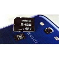İfa 2012: Samsung'dan 64gb'lık Microsd Kartları