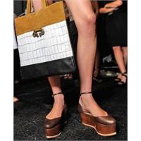 Ayakkabının Melezi: Flatform