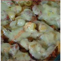 Hamursuz Patates Pizzası (Resimli Anlatım)
