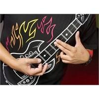 Çalınabilen Gitar T-shirt
