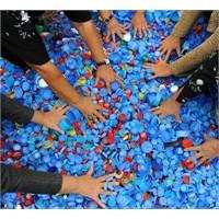 Plastik Kapakla Ana Sınıfları Kuracaklar