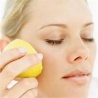 Cildinize Limon Maskesi