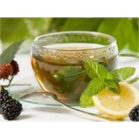 Stres Giderici Metabolizmayı Hızlandıran Çay Tarif