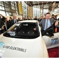 """Renault Fluence Z.E."" Filosu Teslim Edildi"