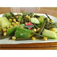 Börülceli Kabak Salatası Tarifi