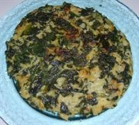Ispanak Mücveri Ve Ispanak Kökü Salatası