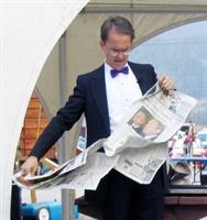 Gazeteler Neden Enine Düzgün Yırtılamıyor?