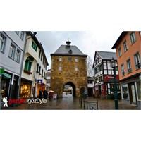 Avrupa'da Orta Çağ Kenti: Bad Münstereifel