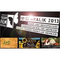 Sürdürülebilir Yaşam Film Festivali, 2013