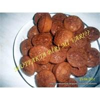 Elmali Mini Muffinler