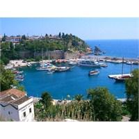 Antalya'dan Bildiriyorum